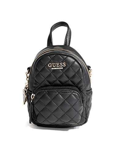 GUESS Factory Women's Evan Mini Backpack Crossbody