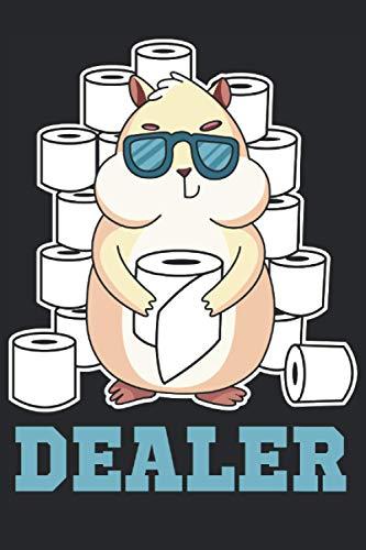 Toilettenpapier Hamster: Notizbuch