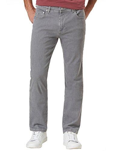 Pioneer Herren Rando Megaflex Straight Jeans, Grau (Grey 13), 36W / 34L