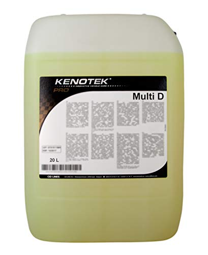 Kenotek Interior Cleaner Multi D 20 l