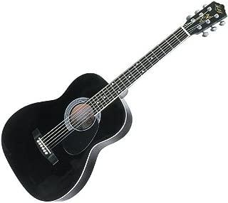 Kay Acoustic 36-Inch Standard 6 String Guitar, Right Handed, Black (K137BK)
