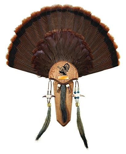 Hunters Specialties H.S. Strut Three Beard Mounting Plaque