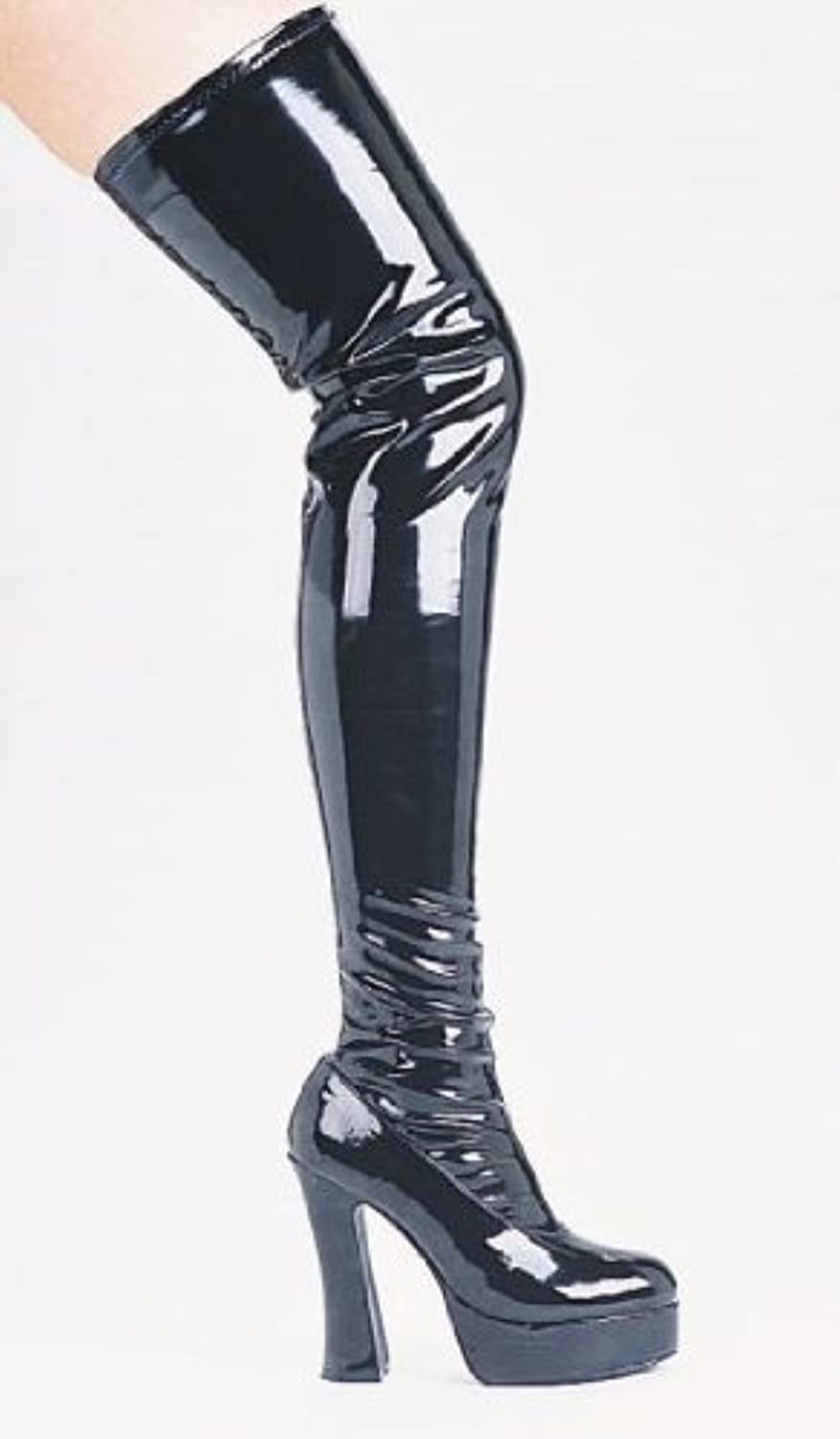 Thrill Thigh High Boot shoes - Size 7