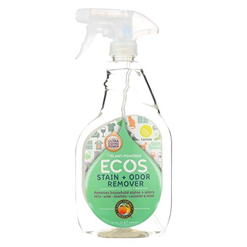 Earth Friendly Stain & Odor Remover Spray 22 oz. (Pack of 6)