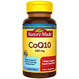 Nature Made CoQ10 100 mg Softgels, 40 Count for Heart Health