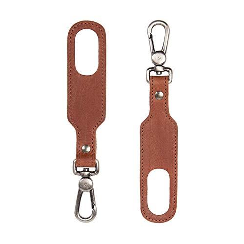 Cowboysbag kinderwagen haak tashanger stroller straps cognac bruin 2095