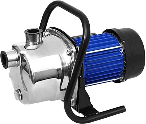 Lawn Sprinkling Pump 1.6HP, Stainless...