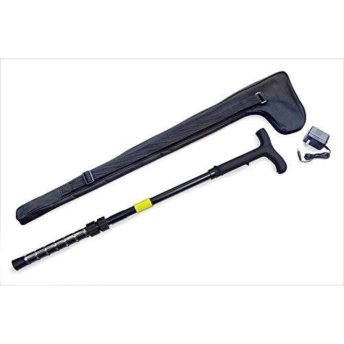 Walking Cane Stun Gun1 Million Volts with LED Flashlight