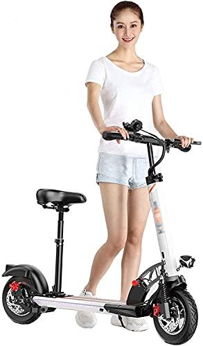 Xiaokang Scooter eléctrico Plegable, Scooter de Dos Ruedas, Montaje en Adultos, Coche Ligero, pequeño Mini Coche eléctrico