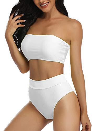 Summer Mae Damen Bikini Set High Waist...
