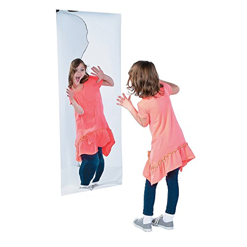 Fun House Carnival Mirror - Over 4 feet Tall