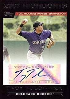 2007 topps co signers baseball