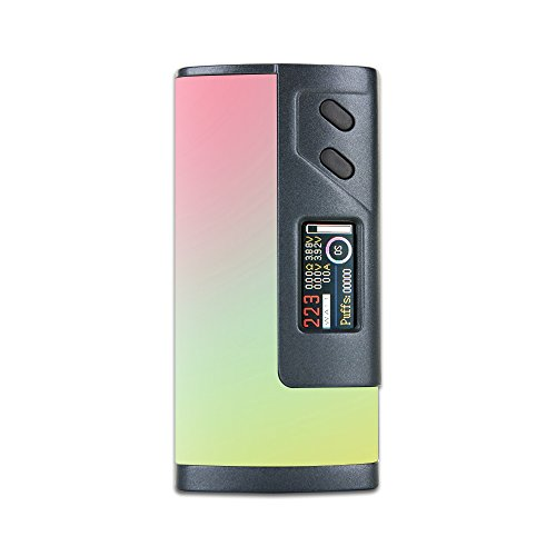 MightySkins Skin Compatible with Sigelei Fuchai 213W Plus – Berry Blurry   Protective, Durable, and Unique Vinyl Decal wrap Cover   Easy to Apply, Remove, and Change Styles   Made in The USA