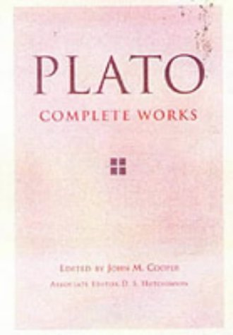 Complete Works by Plato (1-May-1997) Hardcover