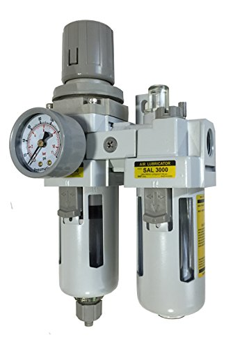 Compressed Air Combination Filter Regulators