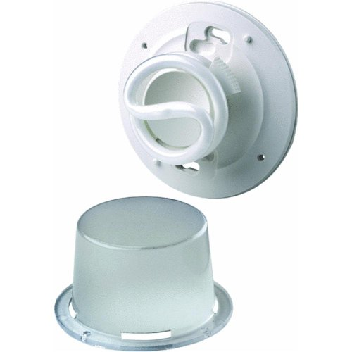 Leviton C21-09860-0BL 11 Watt GU-24 CFL Lamp Holder Kit