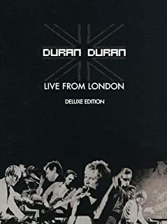 Duran Duran - Live From London (2pc) (W/CD) (Dlx)