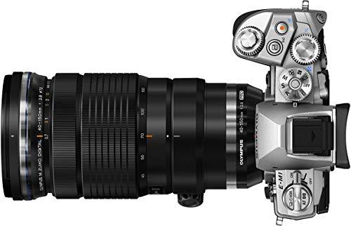 Olympus M.Zuiko Obiettivo Digital, ED 40‑150 mm 1:2.8 PRO, Micro Quattro Terzi, Nero