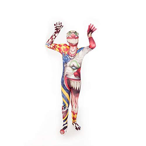 Morphsuits,  Disfraz infantil Monstruo Payaso, Clown, Small , color/modelo surtido