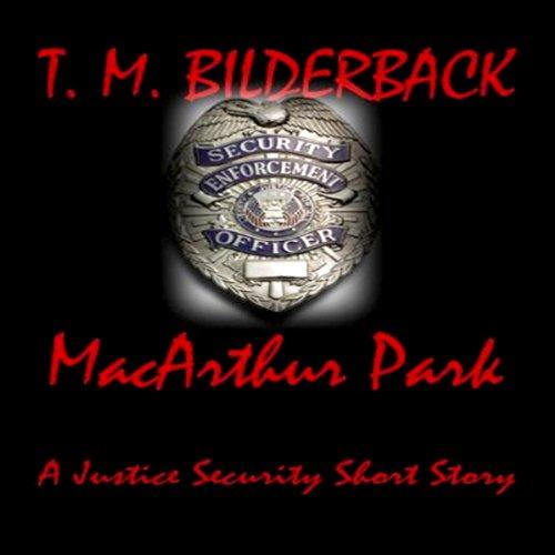 MacArthur Park audiobook cover art