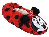 Minnie Mouse Niñas Pantuflas