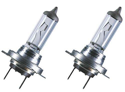 2 Stück OSRAM Autolampe H7 55 Watt 12V PKW 64210 PK26d 55 Watt Birne Scheinwerfer Lampe