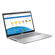 ASUS Full HD Intel Pentium Silver Laptop with Microsoft Office 365 - A416MA (4GB Memory, 128GB SSD, ...