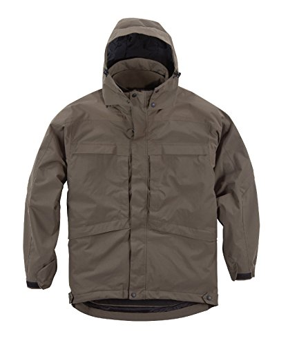 5.11 Tactical Parka 3 en 1 Agressor Homme, Tundra, FR : S (Taille Fabricant : S)