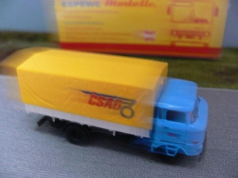 Busch 95120 W50L Sp Truck Csad HO Scale Model Vehicle