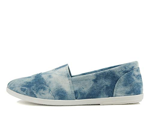 Top 10 best selling list for blue denim flat shoes