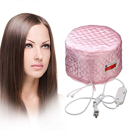 PLENZO Hair Steamer Spa Cap Thermal Treatment Heating Cap with Temperature Control, Spa Cap, Hair Spa Cap, Hair Steamer Cap, Hair Steamer, Hair Spa Machine