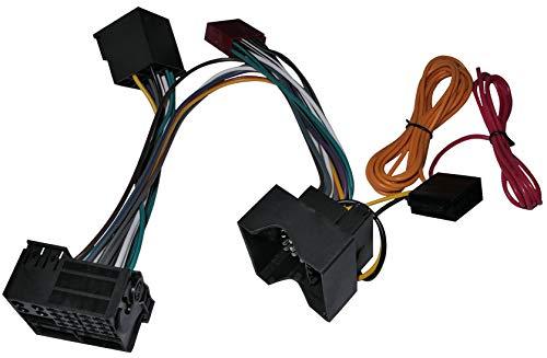 AERZETIX: Câble Faisceau autoradio Parrot KML kit Mains Libres pour Auto Voiture