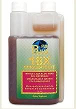 R PUR Aloe International 18X Organic Aloe Vera Juice 2-Pack (2 - 16oz Bottles)