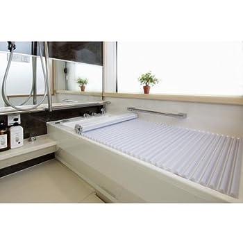イージーウェーブ風呂フタ 90×140cm用 ホワイト