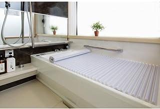 イージーウェーブ風呂フタ 90×150cm用 ホワイト