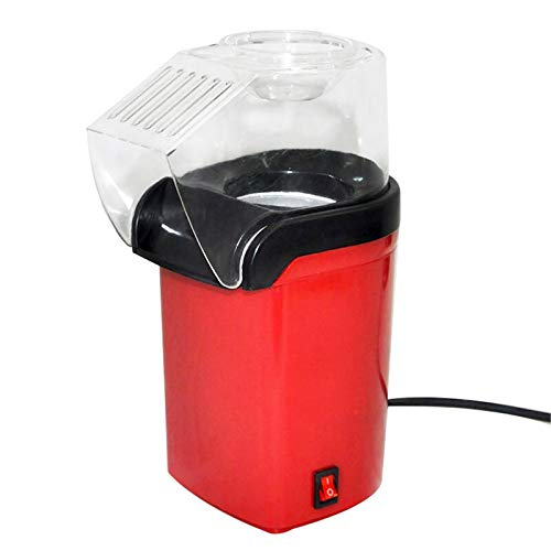 Great Price! Arinda DIY Electric Hot Air Popcorn Popper Maker for Home Party Kids High Efficiency