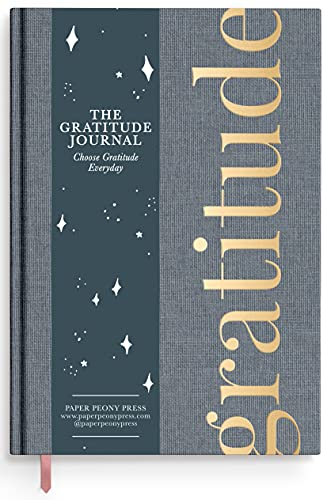Gratitude Journal for Women: A Daily 5 Minute Guide for Mindfulness, Positivity, Affirmation and Self Care (Premium Keepsake Edition)