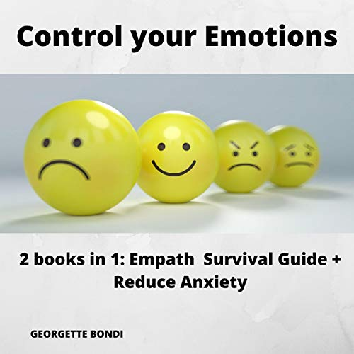 Control Your Emotions audiobook cover art