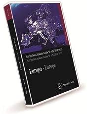 Mercedes Benz navegacíon Update Audio 50APS Europa versión NTG 12018/2019a2118271001–Rojo