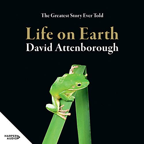 Life on Earth 40th Anniversary Edition audiobook cover art