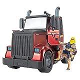 FORTNITE Mudflap FNT0733 - Coche teledirigido con Figura de acción móvil y Accesorios, Juguete a Partir de 8 años