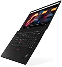 Lenovo ThinkPad X1 Carbon 8th Gen 8, Intel i7-10610U vPro, WQHD (2560x1440) IPS Screen, 16GB RAM, 1TB NVMe SSD, Win10 Pro,...