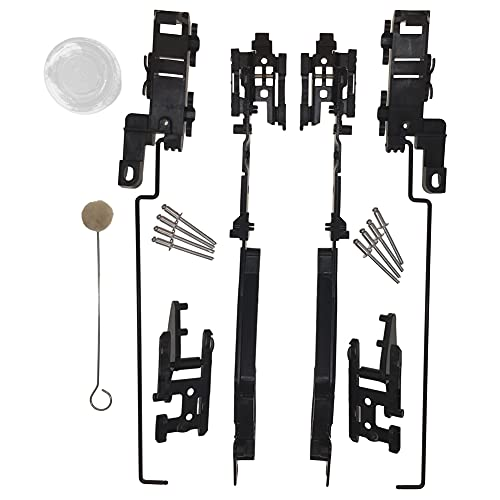 Sunroof Repair Kit Sunroof Track Assembly for Ford F150 F250 F350 F450...