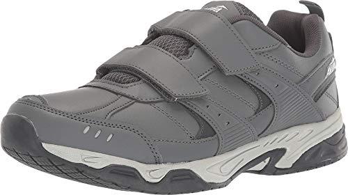 Avia mens Avi-union Ii Strap Sneaker, Steel...