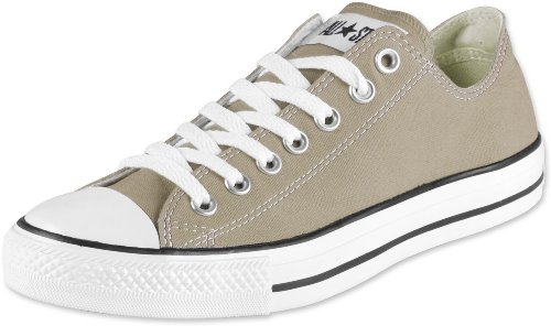 CONVERSE Chuck Taylor All Star Seasonal Ox, Unisex-Erwachsene Sneakers, Taupe, 45 EU