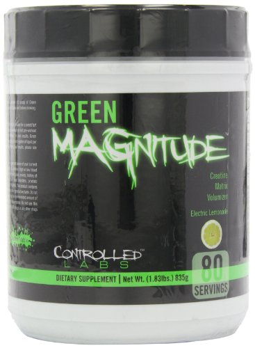 Controlled Labs Green Magnitude Lemonade Powder 835g