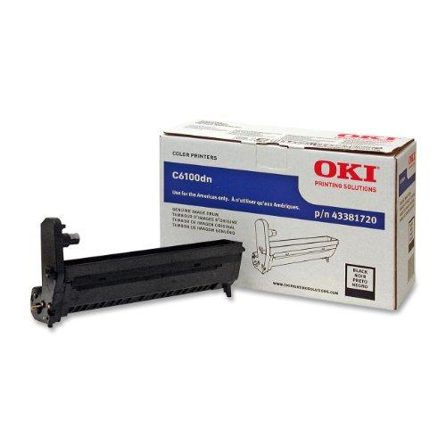 Black Image Drum for C6100 Series Printers