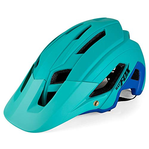 Brony Casco De Bicicleta para Adultos Resistente A Los Golpes Ligero EPS PC Sports MTB Protector De Bicicleta Hombres Mujeres Unisex J654