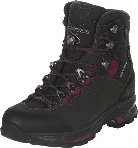 Lowa Lavena II GTX W Trekking-Schuhe, - Ardoise / Berry - Größe: 41
