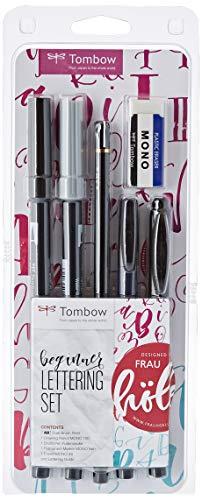 Tombow LS-ADV - Lápices con goma de borrar